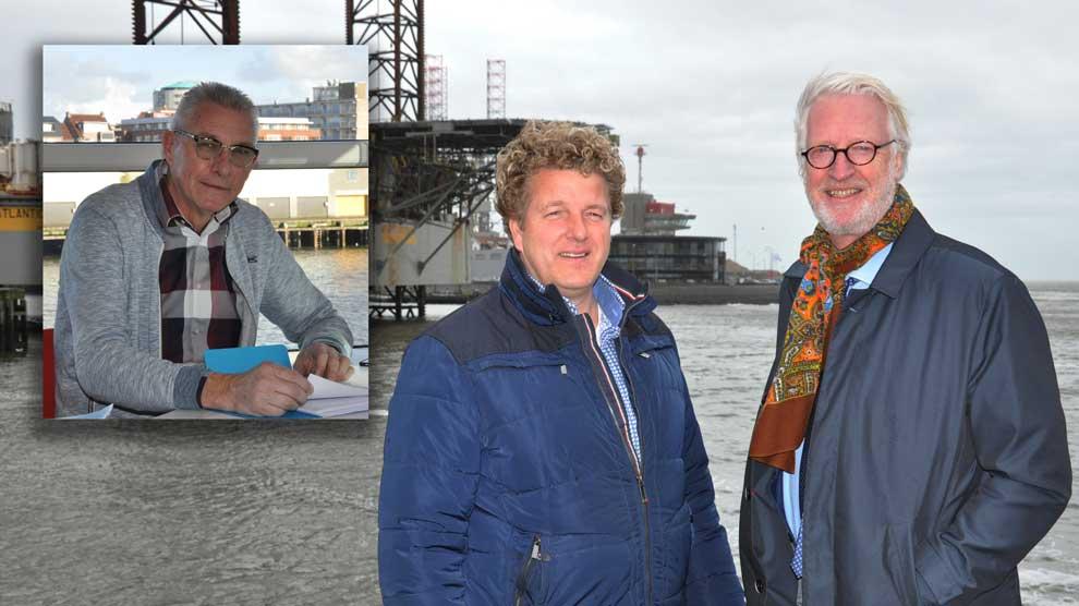 IJmuiden Port Services (IJPOS) bestaat uit een groep dienstverlenende bedrijven in het (open) havengebied van IJmuiden. De zeehaven van IJmuiden is een van de grootste havens die direct aan de Noordzee liggen en fungeert bovendien als de toegangspoort van het Noordzeekanaal richting Amsterdam.