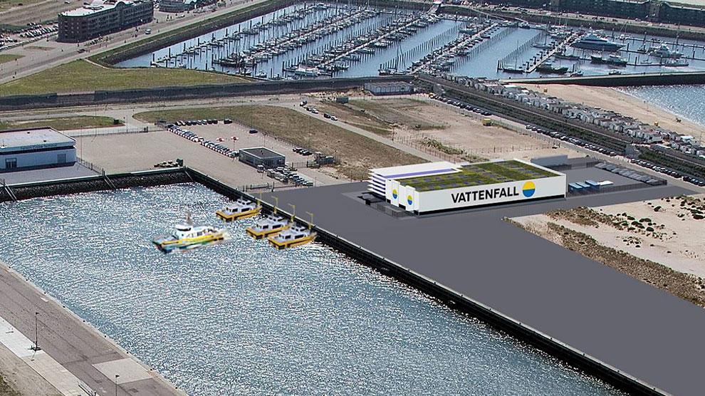 Vattenfall is een Zweedse energiemaatschappij, marktleider in de regio Noord-Europa. De naam Vattenfall betekent waterval en verwijst naar een oudere naam van dit concern, Kungliga Vattenfallstyrelsen.