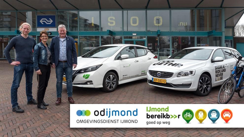 IJmond Bereikbaar helpt jouw bedrijf met slimme & duurzame mobiliteit