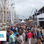 Van 12 t/m 16 augustus 2020 vormt Amsterdam voor de 10e keer het decor voor internationale Tall Ships, het varend erfgoed en marineschepen. Ervaar het grootste vrij toegankelijke evenement van Nederland. SAIL verbindt jou met schepen, bemanningen en bezoekers uit de hele wereld! Vaar je mee?